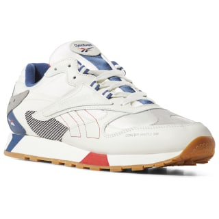 Classic Leather ATI 90s Chalk / Grey / Washedblue / Red DV5372