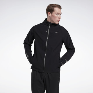 One Series Running Jacket Black FK5399