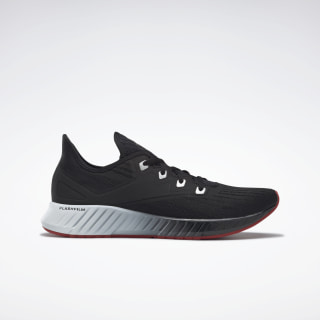 Reebok Flashfilm 2.0 Shoes Black / White / Legacy Red EG8508