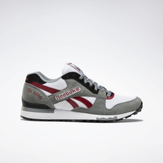 GL 6000 OG Shoes Cold Grey / White / Triathlon Red DV7361