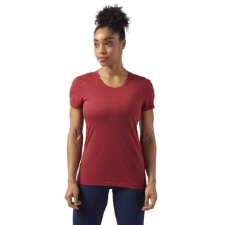 Reebok CrossFit SPEEDWICK T-Shirt Rich Magma Melange CD6449