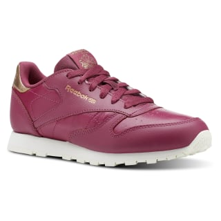 CLASSIC LEATHER Rm-Twisted Berry / Chalk CN5564