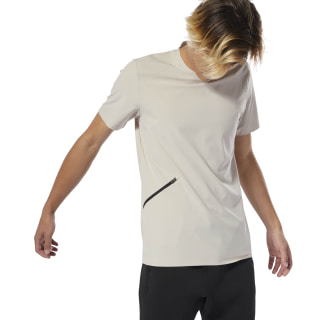 T-shirt en toile Training Supply Light Sand DU3711