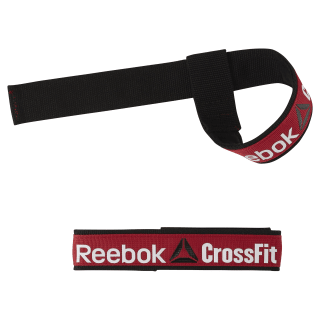 Correas de agarre Reebok CrossFit Black AJ6639