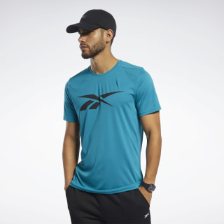 Workout Ready Tee Seaport Teal FJ4051