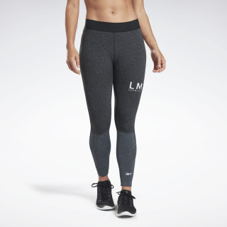 LES MILLS® MyoKnit Tight Cold Grey 7 / Black FM7160