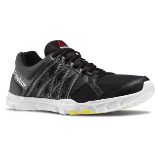 YourFlex Train 8.0 Black / Gravel / White / Yellow Spark V72475