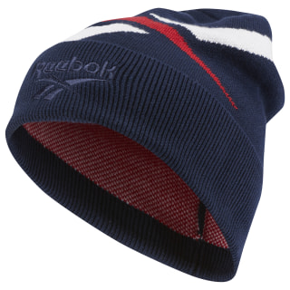 Classics Lost And Found Beanie Collegiate Navy DH3556