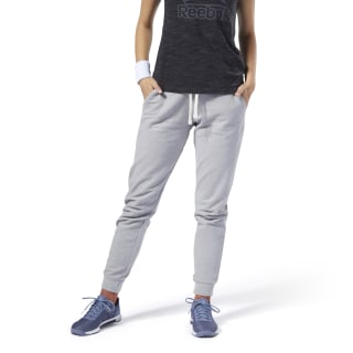 Training Essentials Pants Medium Grey Heather DY8219