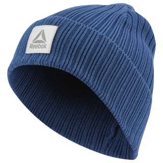 Шапка Active Foundation Logo BUNKER BLUE F18-R CZ9836