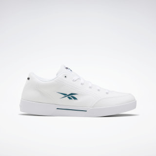 Slice Canvas Shoes White / Heritage Teal / Black EH1899