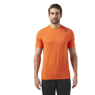 Reebok CrossFit Activchill VENT T-Shirt Orange / Bright Lava CD7640