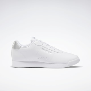 Кроссовки Reebok Royal Charm White / Black / White-Gum DV4186