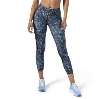 Tight Running Essentials 7/8 Bright Cyan DY8262