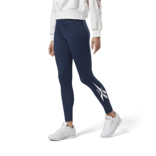 Classic Logo Leggings Collegiate Navy FH6699