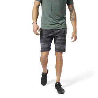 Speed Shorts - AOP Black CY4898
