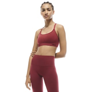 Stanik VB Seamless Collegiate Red FQ7221