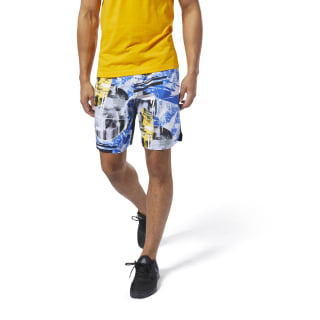 WOR Moonshift Board Shorts Crushed Cobalt DP6156