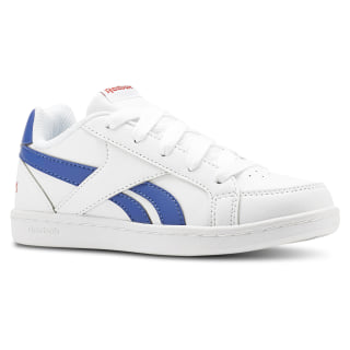 Reebok Royal Prime - Niños WHITE/COLLEGIATE ROYAL/PRIMAL RED CN4769