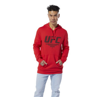 Bluza z kapturem UFC Fan Gear Primal Red DU4578