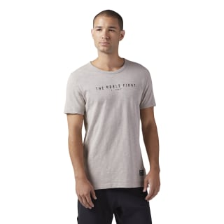 Noble Fight T-Shirt Powder Grey CD4218