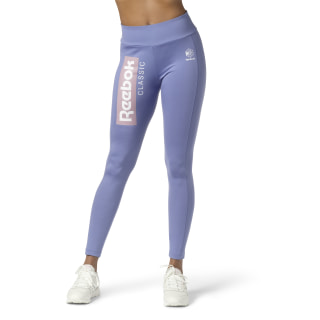 Legginsy Classics R Lilac Shadow DX0133