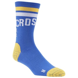 Chaussettes Unisexes CrossFit Engineered Crushed Cobalt DY7359