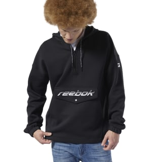 Classics Advance Pullover Black EC4588