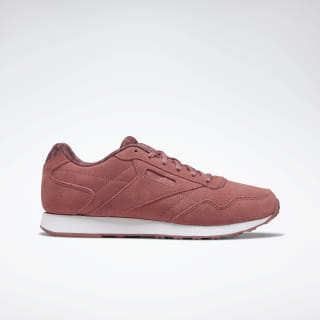 Reebok Royal Glide LX Shoes Rose Dust / White DV6689