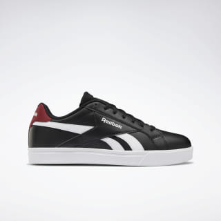 Reebok Royal Complete 3.0 Low Black / White / Triathlon Red DV6726