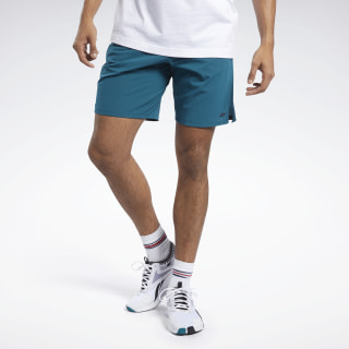 Epic Shorts Heritage Teal FJ4603