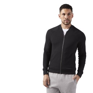 Bomber Track Jacket Black CD6593