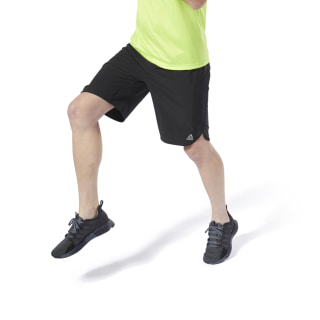 Running Two-in-One Shorts Black DP6749