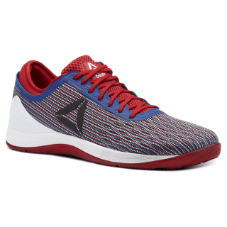Reebok CrossFit Nano 8 Flexweave Excellent Red/Team Dark Royal/White CN1031