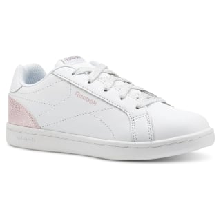 Reebok Royal Complete Clean Pastel-White / Practical Pink / Silver CN5071