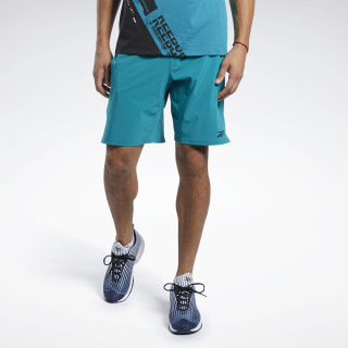 Speedwick Speed Shorts Seaport Teal FK6292