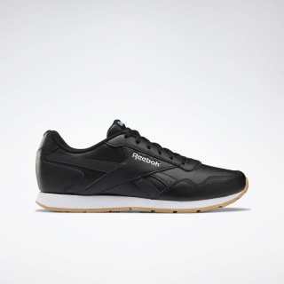 Reebok Royal Glide Shoes Black / White / Gum DV6725