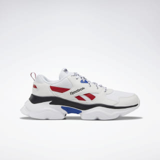Reebok Royal Bridge 3.0 Shoes White / Red / Black DV8845