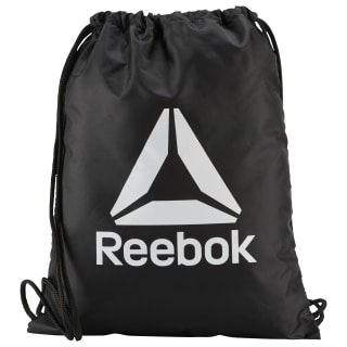 Bolsa gymsack Active Foundation Black DU2974