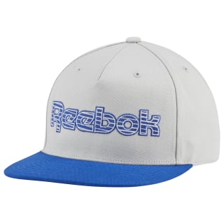 Classics Basketball 6-Panel Cap Skull Grey / Collegiate Royal DV0395