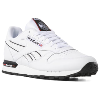 Classic Leather White / Primal Red / Black DV3929