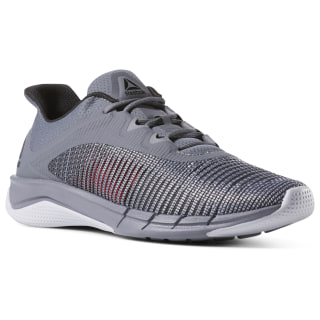 Fast Tempo Flexweave® Grey / Red / Black DV4140