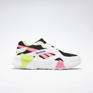 Aztrek Double White / Black / Solar Pink EF3452