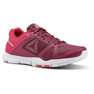 Tenis YOURFLEX TRAINETTE 10 MT TWISTED BERRY/TWISTED PINK/WHITE CN4731