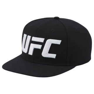 UFC Ultimate Fan Flat Brim Snapback Hat Art 3 AL2065