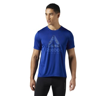 Camiseta Running Graphic DEEP COBALT F17-R BR4411