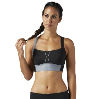 Compression Sports Bra Black BR2023