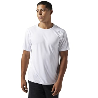 US WOR TECH SS TEE White BQ3077