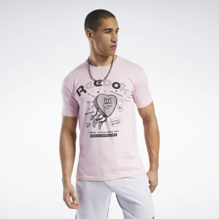 Valentine's Day Squats Tee Multi EW8032
