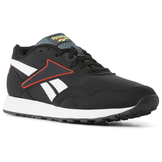 Rapide Black / White / Cold Grey / Canton Red CN7521